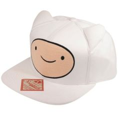 Adventure Time Finn Snapback with Ears $22.99