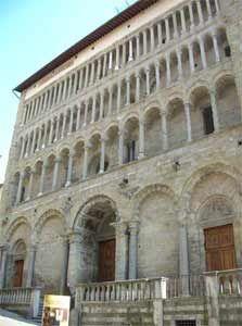 Santa Maria della pieve ad Arezzo