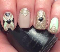 Nail Polish, Nail Products, Nail Art, Nail Designs, Striping Tape | NailIt! Magazine