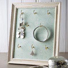 Jewellery Stand Display Frame - gifts for children to give