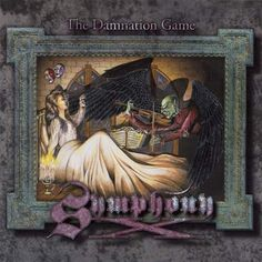 Symphony X - The Damnation Game 1995 Full-length