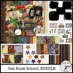 Digital Scrapbooking kit collection from Over the Fence Designs ONE ROOM SCHOOL http://www.godigitalscrapbooking.com/shop/index.php?main_page=advanced_search_result&search_in_description=1&keyword=ONE+ROOM+SCHOOL&inc_subcat=0&sort=20a&alpha_filter_id=79