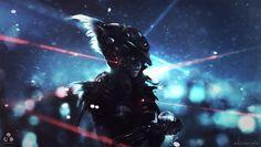Wojtek Fus movie and video game concept art