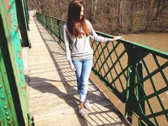 j.crew sweatshirt, j.crew jeans outfit, sperry for j.crew shoes