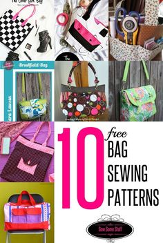 Totally free bag patterns that look like next level thing