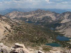 Payette Peak summit - Sawtooth Mountains Sawtooth Mountains, Mountaineering, Idaho, Grand Canyon, Hiking, River, Outdoor, Adventure, Walks