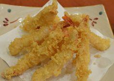 King Prawn tempura Tempura, Prawn, Rice, Food, Essen, Meals, Yemek, Laughter, Jim Rice