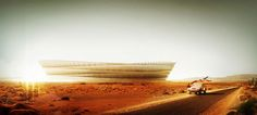 CGarchitect - Professional 3D Architectural Visualization User Community | Inspiration - Stadiums Vol. 2