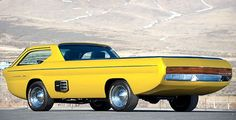 the deora highly customized dodge A100  built by the alexander brothers