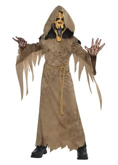 AMSCAN Swamp Creeper Halloween Costume for Boys, Medium, with Included Accessories Best Halloween Costumes & Dresses USA Boys Angel Costume, Boys Pirate Costume, Toddler Costumes, Adult Costumes, Goblin, Creeper Costume, Egyptian Goddess Costume, Scary Costumes, Kids Party Supplies