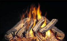 Ventless+Gas+Log+Fireplace+Decisions+When+Customizing+Outdoors