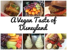 A Vegan Taste of Disneyland (Plus the Vegan Truth About Dole Whip) The BEST vegan guide to eating at Disneyland! Who knew dole whip was vegan??? I'm so excited to go now.
