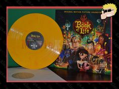 Soundtrack zu #BookOfLife / #ManoloUndDasBuchDesLebens  Coloured Vinyl - Limitiert auf 500 Stk.  #Animation #Mexiko #Soundtrack #Vinyl Soundtrack, Vinyl, Music Instruments, Animation, The Originals, Pictures, Life, Mexico, Photos
