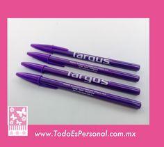 plumas para publicidad logo Targus morado bic boligrafo campañas empresas