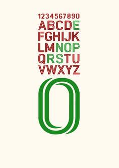 Anna Berbiela typography: Penrose. Disseny tipogràfic