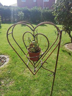 Plants, Metal, Flora, Plant