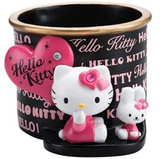 I found 'Hello Kitty Planter: Heart:Dream Kitty' on Wish, check it out!