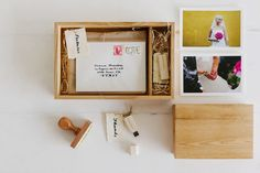 Wedding Photography Packaging :Cinzia Bruschini | On Reserve