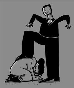 Рабство и финансовые пирамиды: Нечестная деловая практика