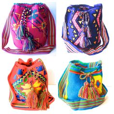Each bag is unique and tells a story www.susustyle.com
