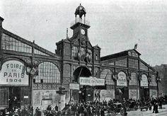 #076 ❘ La Foire de Paris ❘ inauguration le 17 mars 1904