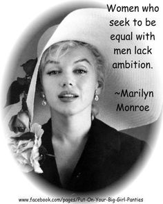 ~ Marilyn Monroe ~ <3