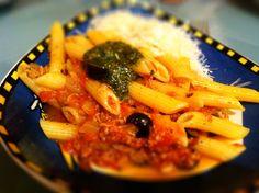 pasta party