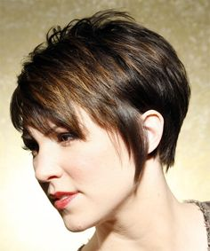 Short Hairstyles: Short Layered Bob Hairstyles For Thin Hair ...