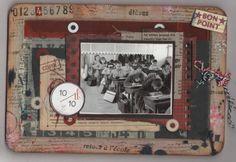 +++page de scrap vintage - Recherche Google