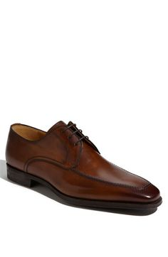 Magnanni 'Pardo' Derby available at #Nordstrom