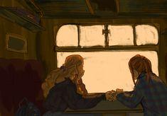 The Drarry Prophet Harry Potter Girl, Harry Potter Ships, Harry Potter Cast, Harry Potter Fandom, Hermione, Draco, Luna Lovegood, Gina Weasley, Desenhos Harry Potter