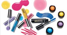 Summer Brights are here! With bold beautiful colors that make eyes and lips go POP, you'll want to wear these bright & fun looks all summer. #AvonRep  www.yourbeautylady.com