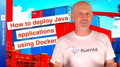 In this video tutorial, we'll look at how we can deploy Java applications using Docker. This tutorial uses Maven and the Spotify plugin.