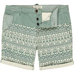 awesome aztec men's shorts