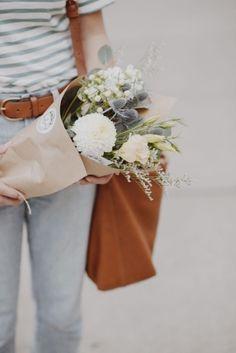 You deserve a bouquet of beautiful + fresh flowers. My Flower, Wild Flowers, Beautiful Flowers, Fresh Flowers, Flower Truck, No Rain, Floral Arrangements, Flower Arrangement, Planting Flowers