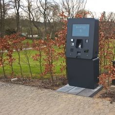 Self-Service Digital Kiosk for Payments in Denmark by PARTTEAM & OEMKIOSKS