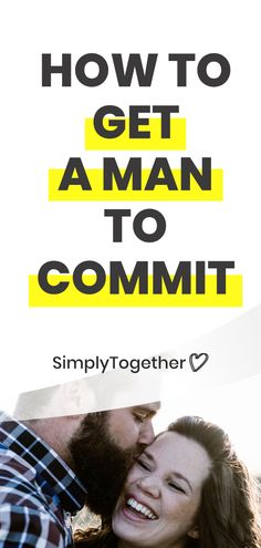 Commitment can be a tricky topic to discuss in a relationship. You might think your partner doesn't want to commit because they're afraid, but the issue is more nuanced than that. Read more here. Make A Man, Man In Love, Love Her, Getting To Know You, How To Know, Relationship Advice, Relationships, Afraid Of Commitment, Understanding Men