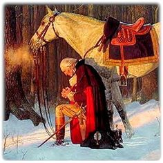 S General George Washington!In Prayer during Revolutionary War! American Presidents, American Pride, Early American, American History, American Independence, British History, I Love America, God Bless America, Sketchbooks