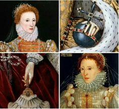 Elizabeth l - Daughter of Anne Boleyn and Henry VIII