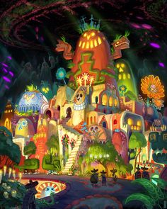 10 reasons to check out the latest issue of 2dartist: Go behind the scenes of the animation The Book of Life with concept artist Paul Sullivan (pencilprimate.blogspot.co.uk)