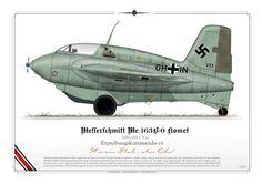 """Messerschmitt Me.163B-0 """"Komet"""""""