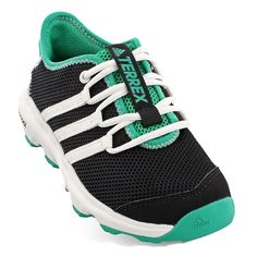Adidas Outdoor Terrex Climacool Voyager Boys' Trail Shoes, Size: 11, Black