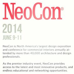 We've got the @neocon_shows app downloaded and are building our exhibitor guide! Is it Monday yet? #NeoCon14 #Chicago
