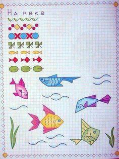 Doodles, Tangled, Pixel Art, Bunt, Origami, Applique, Creations, Cross Stitch, Notebook