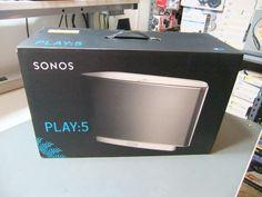 Sonos Play 5 Wireless WiFi Speaker System #Sonos