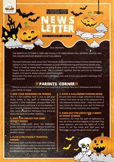 october newsletter ideas