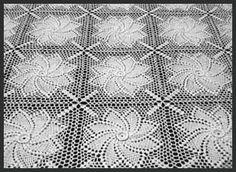 Free Pinwheel Crochet Afghan Pattern   PINWHEEL CROCHET PATTERN   FREE PATTERNS