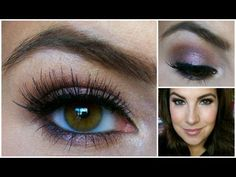Easy drugstore eye tutorial using Maybelline quad in Designer Chocolates