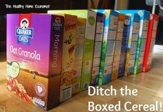 Boxed Breakfast Cereal is Toxic!   The Healthy Home Economist