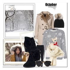 Untitled #9 by jasmina-749 on Polyvore featuring polyvore fashion style Woolrich Paige Denim Clarks Christian Dior Inverni Lacoste women's clothing women's fashion women female woman misses juniors